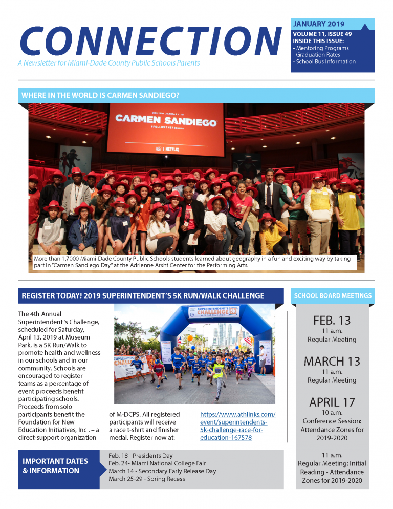 January_2019_Connection_Parent_Newsletter_-_English_Page_1