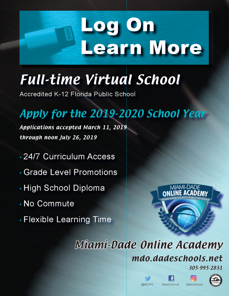 Full-time Florida Virtual School